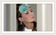 Holly Sleeping in Style, DIY Breakfast at Tiffany's earplugs.