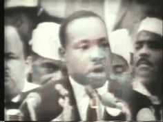 "Martin Luther King, Jr.'s classic ""I Have a Dream"" speech. Delivered on August 28th, 1963 at the Lincoln Memorial in Washington D.C., King's passionate call for justice and equality was the battle cry for the civil rights movement in America."