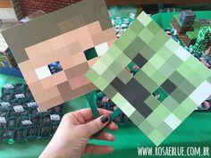Post image for Festa Minecraft