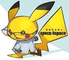 Pikachu ^.^ ♡ I give good credit to whoever made this
