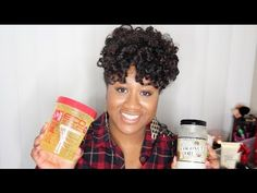 ♥Products for Transitioning from Relaxed to Natural Hair   NazzysBeauty