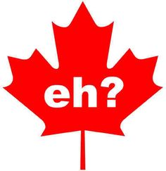 """We realize that Americans, evidently, do not know anything about Canada. The word """"eh"""" is not a weird tick Canadians have. It& tacked on to an end of a sentence to illicit a response or input. It& kinda like """"ri. Fun Facts About Canada, All About Canada, Canadian Things, I Am Canadian, Canadian Memes, Canadian English, Canadian Humour, Canadian People, Canada Day"""