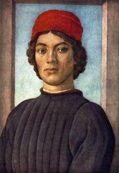 Autoportrait, par Fra Filippo Lippi
