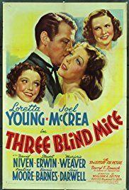 Three Blind Mice (1938) - IMDb