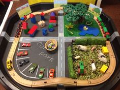 44 Tuff Spot Play Ideas Tuff Tray ideas for Preschool Learning and Exploring Through Play Eyfs Activities, Nursery Activities, Preschool Activities, Family Activities, Summer Activities, Transportation Activities, Indoor Activities, Reggio Emilia, Tuff Spot