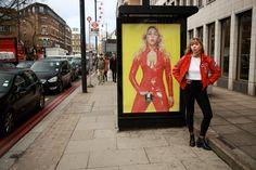 'the story behind london's eye-popping new bdsm billboards' - frida meinking, 2015 [dazed digital article]