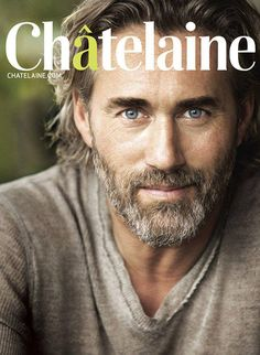 I swear, Roy Dupuis gets better with age!