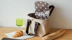 DIY : Apportez vos petits plats partout avec vous dans ce joli sac ! Cette année, vous avez décidé de faire attention à votre alimentation ! Al