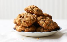 Honey Oatmeal Raisin Coconut Chocolate Chip Cookies