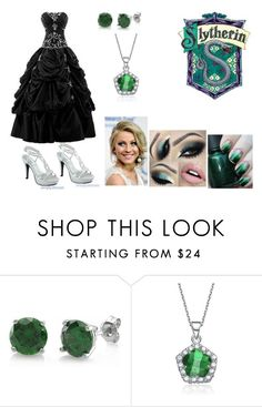 """Untitled #607"" by undeaddemon18 ❤ liked on Polyvore featuring Masquerade, BERRICLE and Collette Z"
