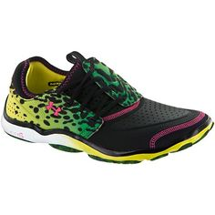Under Armour Micro G Toxic Six - my next gym shoes