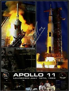 Check out WWW.ALLAUTOGRAPH.COM for Neil Armstrong Autographed Poster!