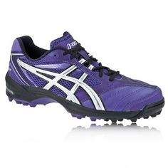 info for 96d45 d1734 Asics Mujer Gel-Hockey NEO Hockey Boots Púrpura Blanco 253AV 1