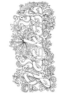 amazoncom swear word adult coloring book stress relief coloring book with sweary - Free Printable Swear Word Coloring Pages