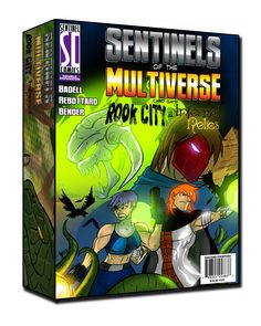 Sentinels of the Multiverse: Rook City & Infernal Relics  #boardgames #familygame #gatewaygame #boardgamegeek #bgg #geek #boardgameaday