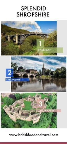 Discover the magic of Shropshire. Ludlow Castle, British Travel, British Countryside, Where To Go, Beautiful Landscapes, Golf Courses, Coast, Magic, Mansions