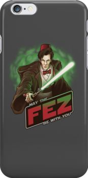 May the Fez be With You by ianleino