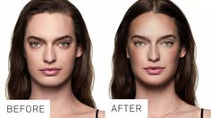 Contouring Tutorial for Rectangle Shaped Faces by Smashbox Cosmetics | S...