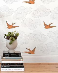 These dozen dealers specialize in removable—and often reusable!—wallpapers, so keep them in mind the next time you're dying to add some flair to your walls but really want to get your security deposit back.