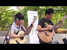 Big Blue Ocean Cover by 기타캐리(Guitar Carry) 이준표,김병걸 in 동대문DDP - http://streetiam.com/big-blue-ocean-cover-by-%ea%b8%b0%ed%83%80%ec%ba%90%eb%a6%acguitar-carry-%ec%9d%b4%ec%a4%80%ed%91%9c%ea%b9%80%eb%b3%91%ea%b1%b8-in-%eb%8f%99%eb%8c%80%eb%ac%b8ddp/