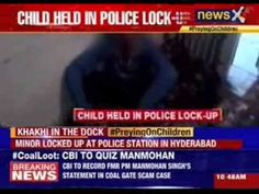 Hyderabad: Child held in police lock-up