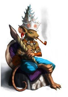 Elub Chieften Mouse