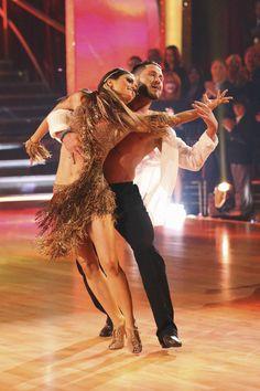 Danica & Val Samba celebrity pick week