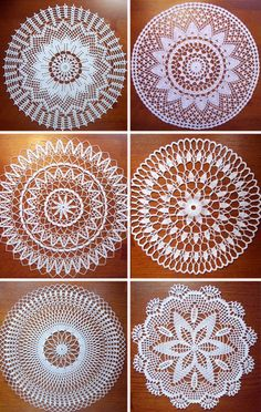 Charming Things – Doilies – Rococo Boutique Design Studio