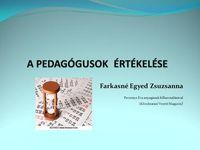 A PEDAGÓGUSOK ÉRTÉKELÉSE> Teaching, Education, Speech Language Therapy, Onderwijs, Teaching Manners, Learning, Studying