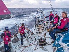 Volvo Ocean Race - Team SCA, united by one #volvooceanrace #vor http://www.sail-world.com/128260