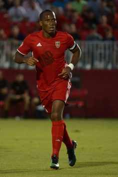 0da7c6648 Didier Drogba  11 of Phoenix Rising FC runs on the field in the first half