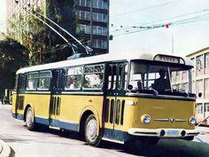 Škoda 9Tr '1961–82 Grey Dog, Busses, Motorhome, Concept Cars, Automobile, Trucks, Vehicles, Caravan, Transportation