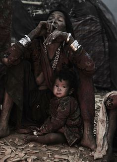 Nomadic Hunters-Gatherers of Himalayas (3)