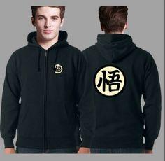 Dragon Ball hoodie for teens Son Goku cosplay clothing
