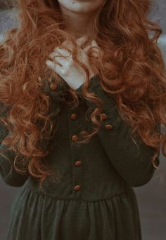 no title by Marta Bevacqua on Merida. Princess Aesthetic, Character Aesthetic, Marta Bevacqua, Costume Noir, Catty Noir, Ginger Hair, Red Hair, Redheads, Curly Hair Styles
