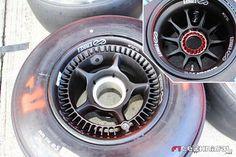 Development blog - F1technical.net - Mclaren's new wheel rims...