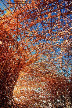 Uchronia, Nevada Desert by Arne Quinze