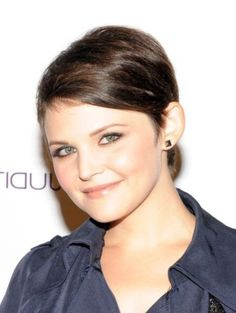 Short Pixie Cuts for Round Faces