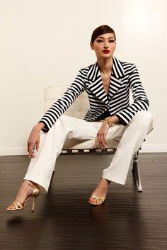 St. John Resort 2013 Fashion Show - Bruna Tenorio