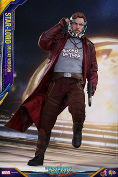 You only get one chance to save the galaxy twice.  Marvel fans around the world will rejoice as the release of the highly anticipated Marvel Studios' fun-filled blockbuster, Guardians of the Galaxy Vol. 2, is coming very soon! Set 3 months after the exciting adventure of their first galaxy saving quest, the Guardians of the Galaxy is set on a new journey to become two-time galaxy savers this time around!  In anticipation to this epic blockbuster's debut, Hot Toy is very excited to introduce…