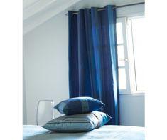 kleurig gestreepte katoenen stof Leon 185 cm breed van kleurmeester ...