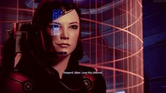 #Shepard #MassEffect... I gotta admit - you wanted to cheer when Shepard said this near the end of ME2.