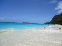 ---waimanalo beach!