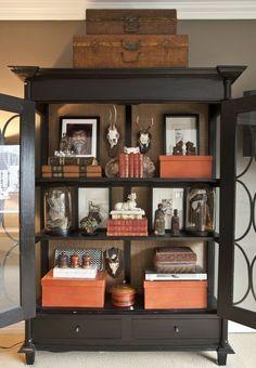 Hydrangea Hill Cottage: Moodboard Monday - Orange Obsession