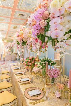 Featured Photographer: Roberta Facchini; Wedding decorations ideas.