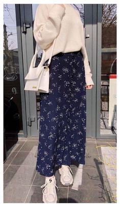 Hijab Fashion Summer, Modest Fashion Hijab, Modern Hijab Fashion, Street Hijab Fashion, Hijab Fashion Inspiration, Muslim Fashion, Mode Inspiration, Look Fashion, Modesty Fashion
