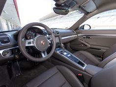 Porsche Cayman S (2013)
