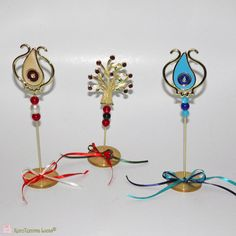 Μεταλλικά γούρια χειροποίητα ιδανικά για σουβενίρ. Greek handmade metal souvenir good luck charms. Sculpture, Drop Earrings, Jewelry, Souvenir, Jewlery, Jewerly, Schmuck, Sculptures, Drop Earring