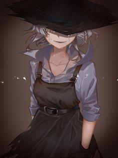 Imagem Sad Girl Art, Sad Anime Girl, Anime Art Girl, Chica Anime Manga, Kawaii Anime, Comic Character, Character Concept, Rpg Horror Games, V Games