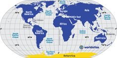 World Atlas   Geography website that aids students, teachers, travelers and parents with their geography, map and travel questions.